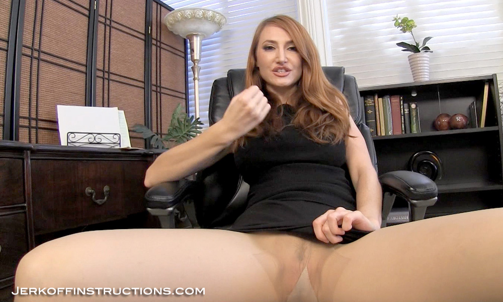 Instructed jerk off clips 10