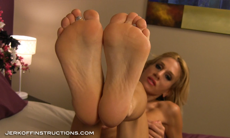 Extreme Lesbian Foot Worship